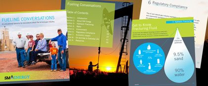 Fueling Conversations About Oil & Gas
